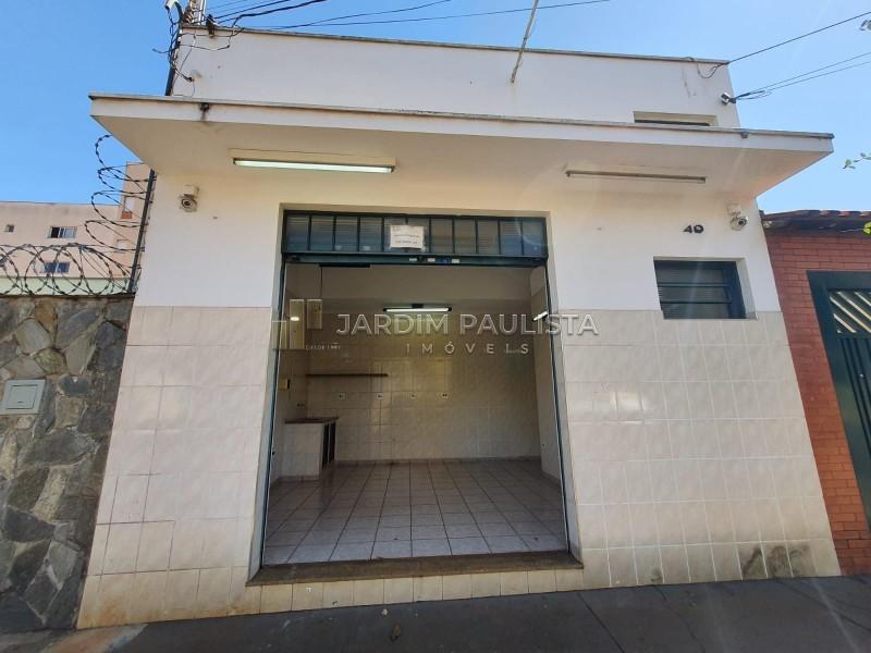 Salão Comercial - Jardim Paulista - Ribeirão Preto