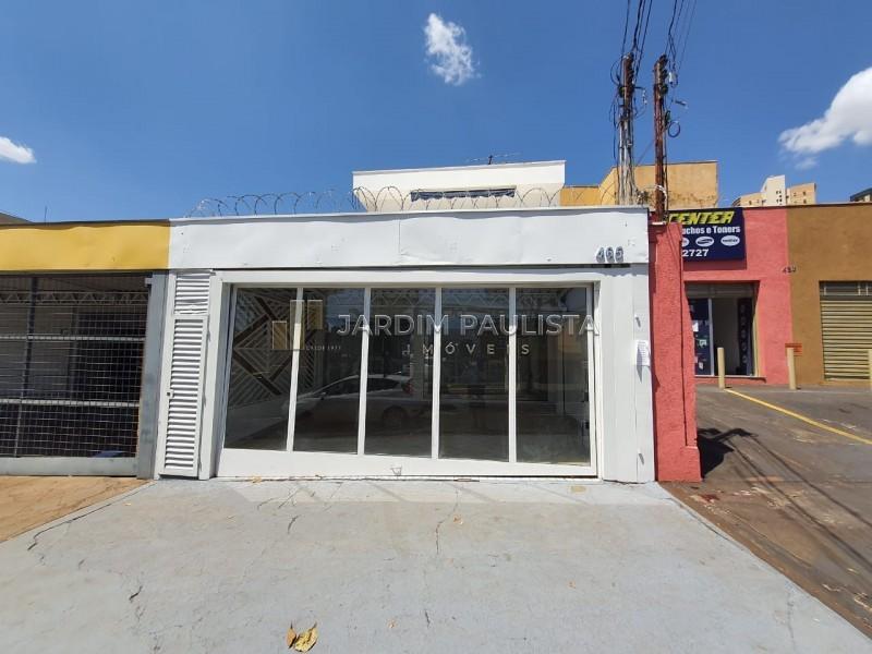 Salão Comercial - Vila Seixas - Ribeirão Preto