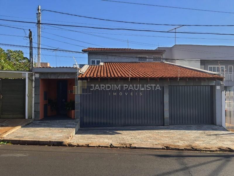 Casa - Parque dos Bandeirantes - Ribeirão Preto